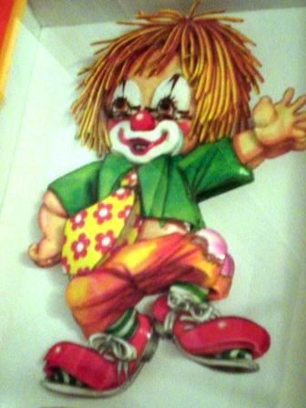LE PETIT CLOWN