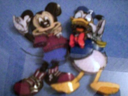 MICKEY ET DONALD