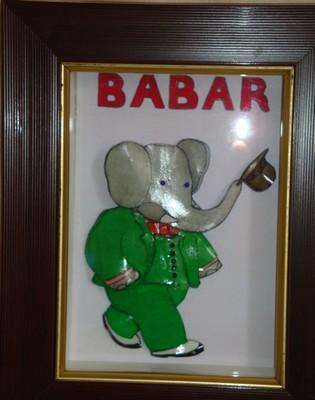 BABAR GRAND MODELE