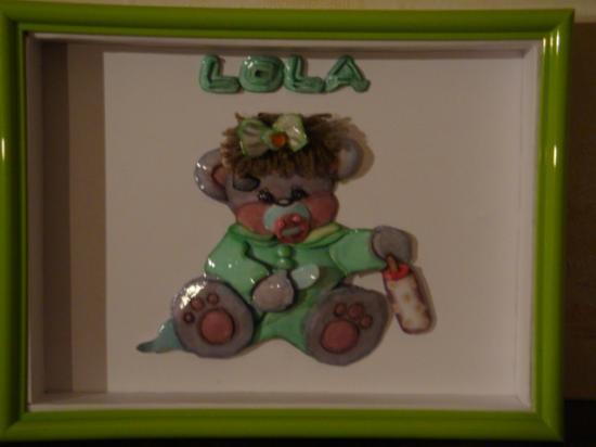Un Joli Teddy Pour Une Petite Lola Bien Courageuse