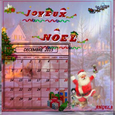 DECEMBRE  2015