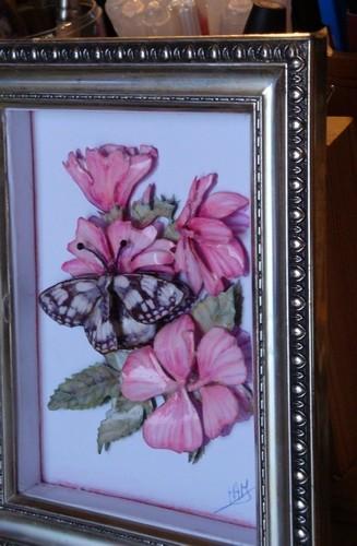 De Jolis Papillons pour Annie qui les aimait tant