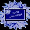 Votre calendrier